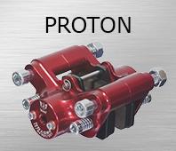 Bremssattel Proton hinten