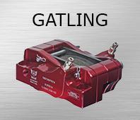 Bremssattel Gatling hinten