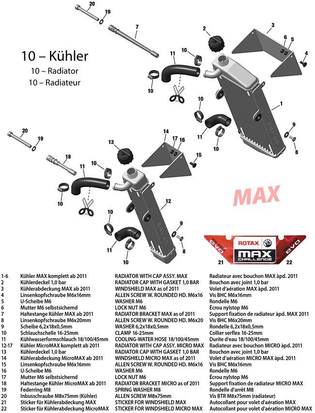 10 - Kühler 2015 MAX