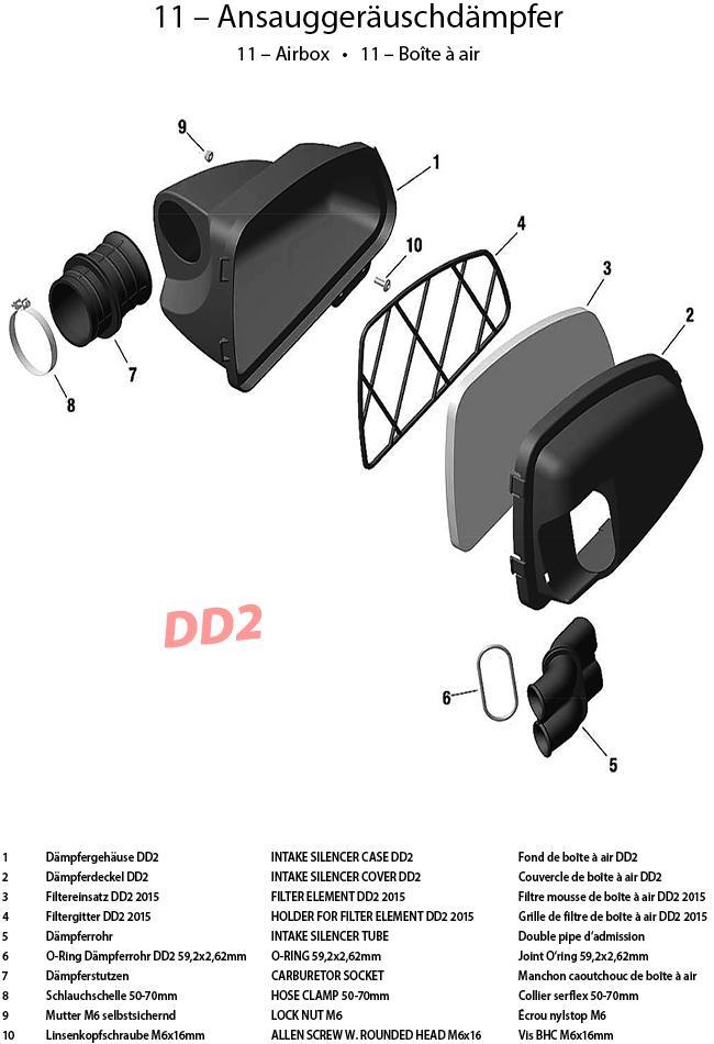 11 - Ansauggeräuschdämpfer 2015 DD2
