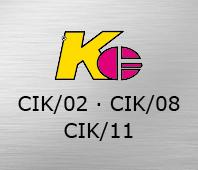 CIK/02 - CIK/08 - CIK/11