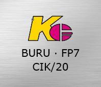 Buru - FP7 CIK/20