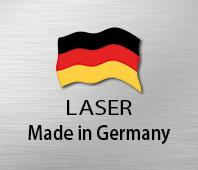 Made in Germany Laser