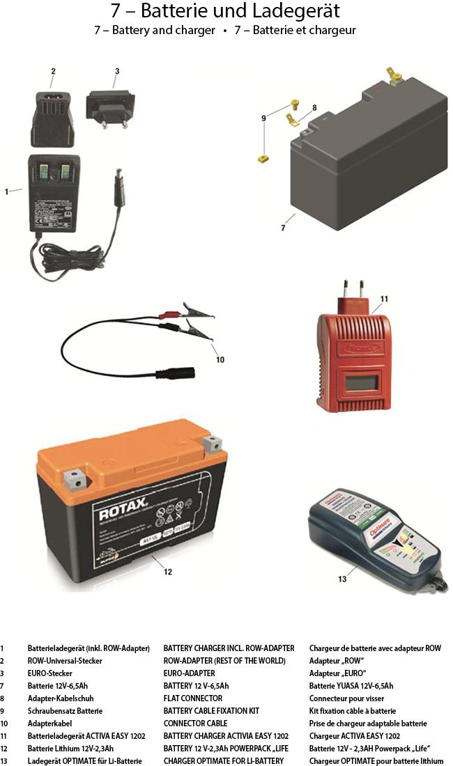 7 - Batterie & Ladegeräte 2017 DD2
