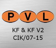 Zündung KF und KF V2 CIK/07-15