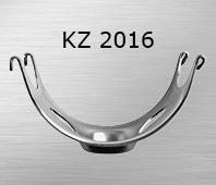 2 - Auspuffhalter KZ 2016