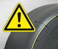 Reifen-Kontrollsystem