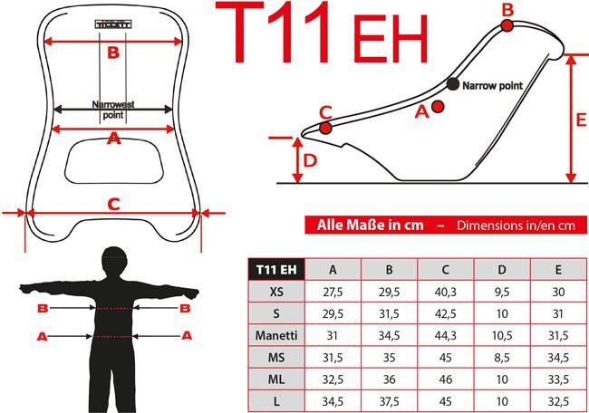 T11 extra hart