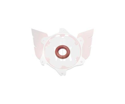 O-Ring Auslaßschieber 6x2,5mm rot