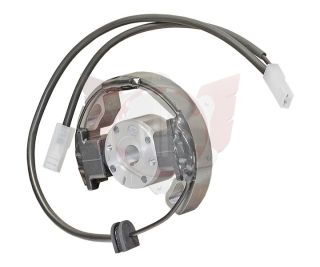 Zündung - Rotor & Stator