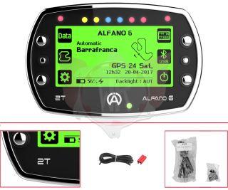 Alfano 6 2T mit U/Min-Kabel