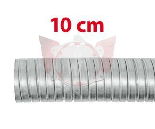 FLEXROHR DN 50 LÄNGE 10cm EDELSTAHL