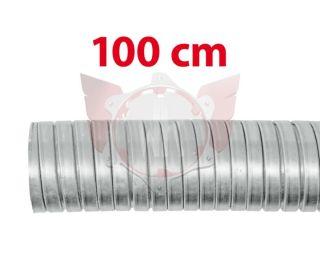 FLEXROHR DN 50 LÄNGE 100cm EDELSTAHL