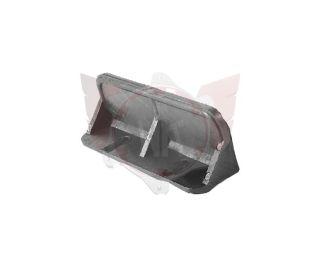 Fußstütze aus Kunststoff