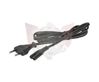 Strom-Anschlusskabel mit EU-Stecker