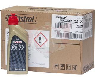 CASTROL POWER1 XR 77 2-TAKT ÖL 12x1 LITER