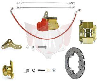 Bremssystem Mini 2020 gold