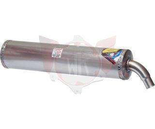Silencieux TD3 INOX 039-SE-24