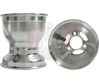 Felge Aluminium H140 Mini komplett