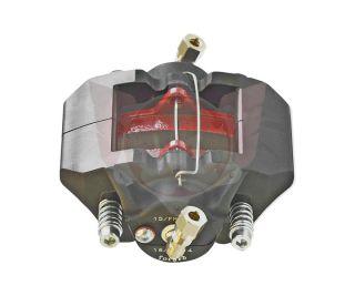 Bremssattel hinten V08 schwarz