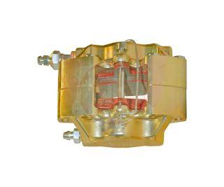 Bremssattel vorn rechts V09/V11 gold R