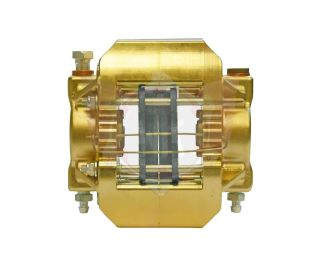 Bremssattel hinten V09/V10/V11 gold G