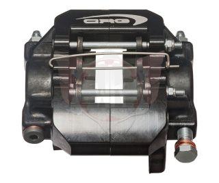 Bremssattel hinten V09/V10/V11 schwarz G