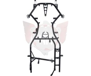 Rahmen DD2 EVO 30/30 schwarz-matt