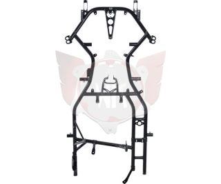 Rahmen DD2 EVO 32/32 schwarz-matt