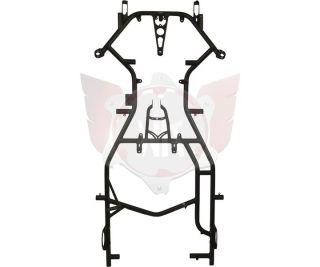 Rahmen FS4 28-4-Cycle schwarz-matt