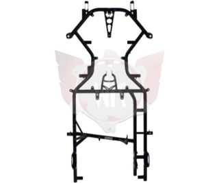 Rahmen KT4 DD 30/32 schwarz-matt