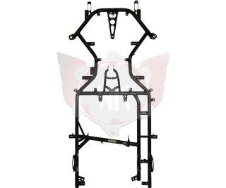 Rahmen KT4 KZ 30/32 schwarz-matt