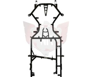 Rahmen KT4 KZ 30/32 GLM schwarz-matt