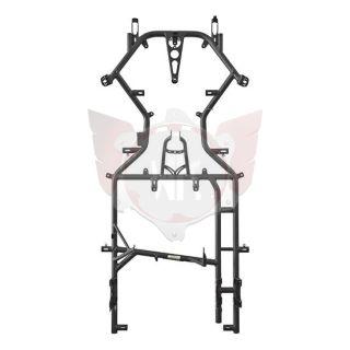 Rahmen Heron 30/30 KF GLM schwarz-matt