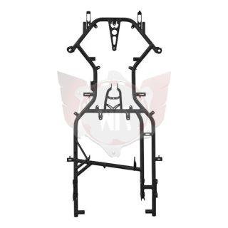 Rahmen KT2 30/30 KF GLM schwarz matt
