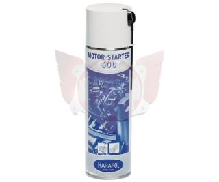 MOTOR STARTER 600 SPRAY 500ml