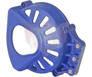 Kupplungsabdeckung blau