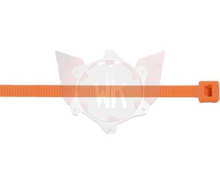 KABELBAND 3,5x200mm ORANGE per100
