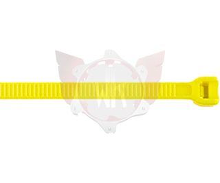 KABELBAND 4,8x200mm NEONGELB per100