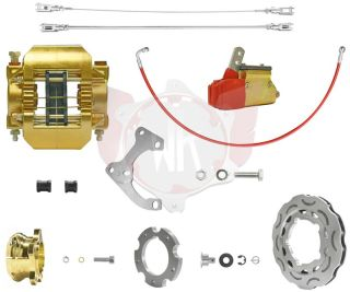 Bremssystem V09 OKJ 195 gold