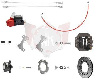 Bremssystem V11 OK 192 schwarz