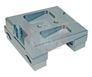 KOMPLETTER MOTORBOCK (2-teilig) 30mm