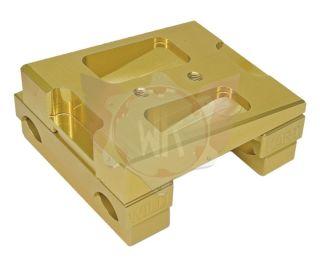 KOMPLETTER MOTORBOCK (2-teilig) 32mm