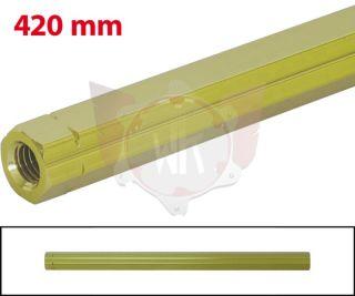 SCHALTSTANGE 420mm LIMETTE ELOXIERT