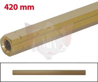 SCHALTSTANGE 420mm GOLD ELOXIERT