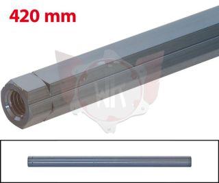 SCHALTSTANGE 420mm TITANIUM ELOXIERT