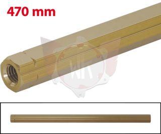SCHALTSTANGE 470mm GOLD ELOXIERT