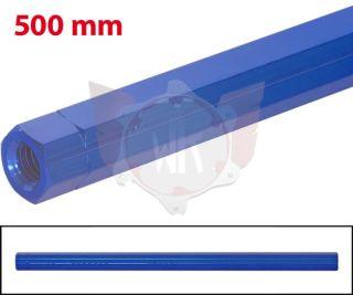 SCHALTSTANGE 500mm BLAU ELOXIERT
