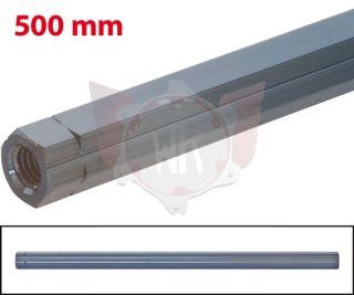 SCHALTSTANGE 500mm TITANIUM ELOXIERT