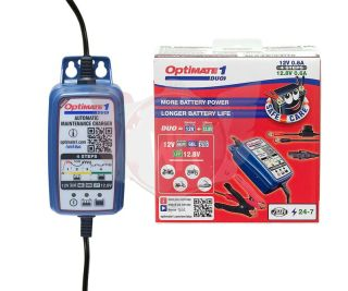 OptiMATE 1+ DESKTOP 4-step 12V 0.6A